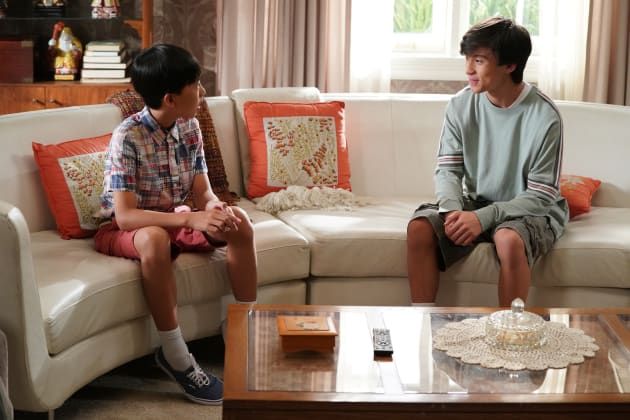 Fresh Off the Boat Season 2 Episode 2 Review: Boy II Man