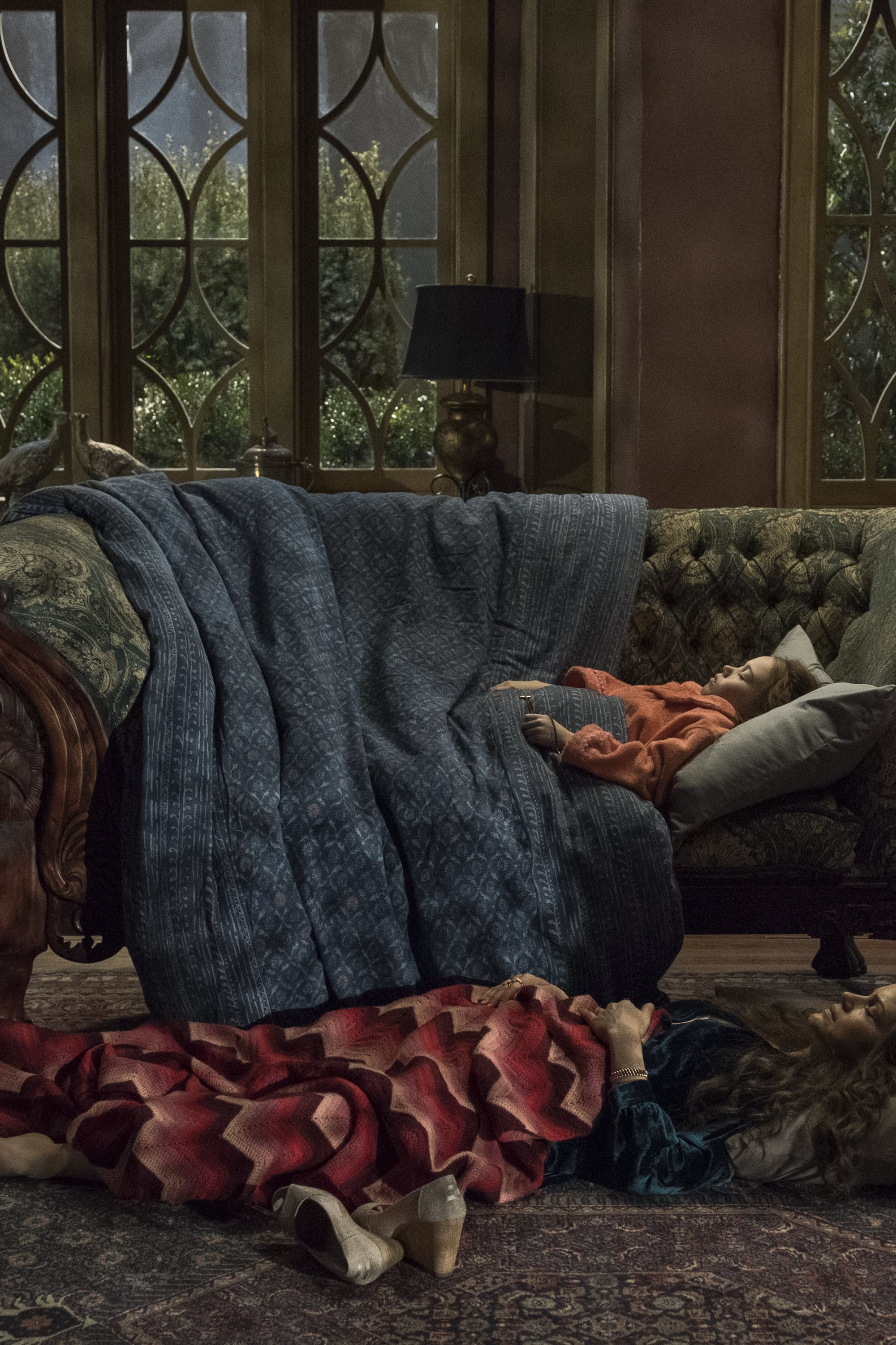 The Haunting Of Hill House Season 1 Episode 5 The Bent Neck Lady Quotes Tv Fanatic