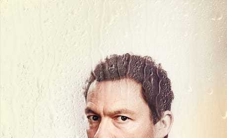 Dominic West on The Affair