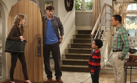 Keeping Louis - Two and a Half Men