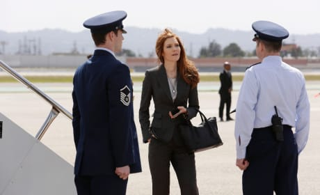 Abby In Trouble? - Scandal Season 5 Episode 19