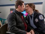 Halstead and Lindsay - Chicago PD