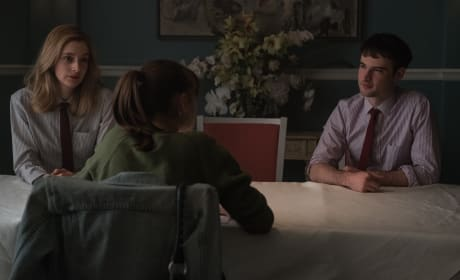 Simone, Jake, and Tess Talk - Sweetbitter Season 1 Episode 6