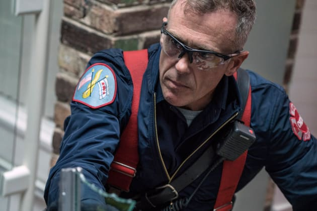 Hermann In Charge - Chicago Fire Season 5 Episode 6