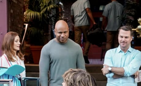 An Unsanctioned Mission -- Tall - NCIS: Los Angeles Season 10 Episode 22
