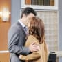 Ted Kisses Hope - Days of Our Lives