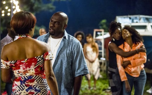 Vi Learns the Truth - Queen Sugar Season 1 Episode 7