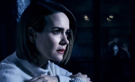 Sarah Paulson as Ally — American Horror Story Season 7 Episode 1