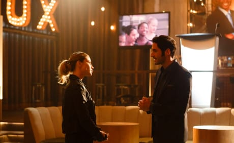 The morning after - Lucifer Season 1 Episode 11