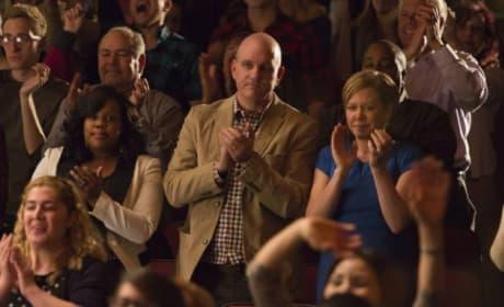 An Ovation on Glee