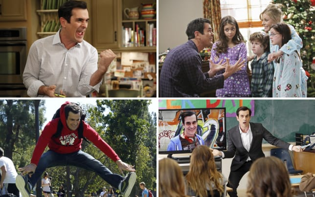 9 reasons phil dunphy is the best tv dad hes a positive influence