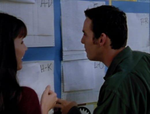 The Results - Buffy the Vampire Slayer Season 2 Episode 9