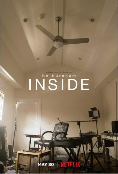Bo Burnham: Inside Poster