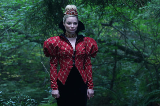 Becoming the Red Queen