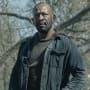 Morgan With His Stick - Fear the Walking Dead Season 5 Episode 6