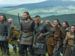 Ragnar on the Hunt - Vikings Season 3 Episode 3
