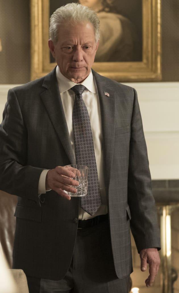 Cyrus Can't Drink - Scandal Season 7 Episode 18