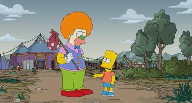 Harsh Critique - The Simpsons