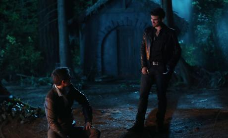 An Alliance? - Once Upon a Time