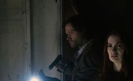 Sam And Charlie - Supernatural Season 14 Episode 6