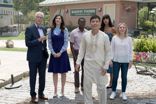 The Good Place Season 2 Episode 10 Review: Best Self - TV