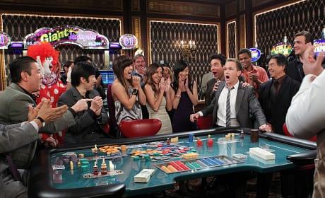 Barney's Bachelor Party
