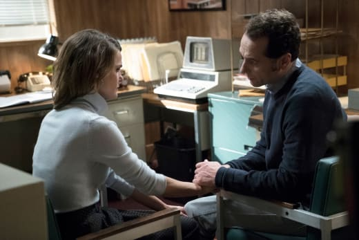 Comforting Touch - The Americans