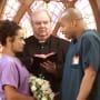 Turk and Carla's Wedding