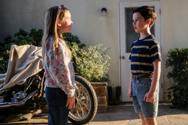 Missy Cooper - Young Sheldon
