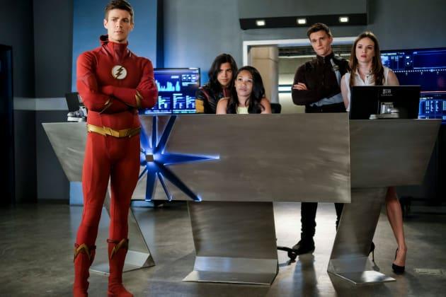 Flash Staffel 3 Bs