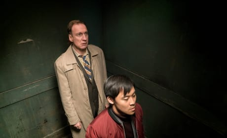 Varga and Meemo - Fargo Season 3 Episode 10