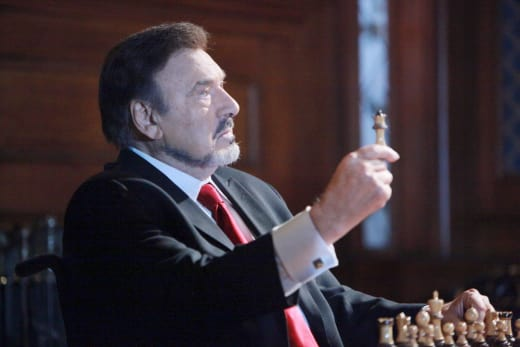 Stefano Dimera Plays Chess - Days of Our Lives