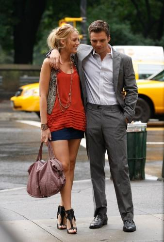 Serena and Carter Picture