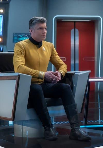 Q&A: Pike on the Bridge - Star Trek: Discovery