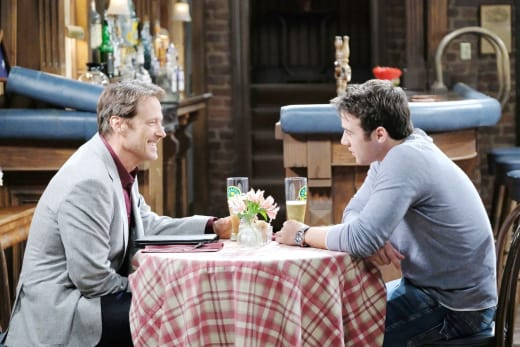 Bonding With the Son He Can't Remember - Days of Our Lives