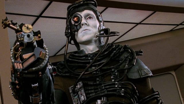 The Borg - Star Trek: The Next Generation