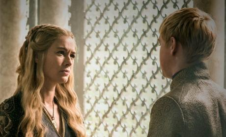 Cersei and Tommen - Game of Thrones