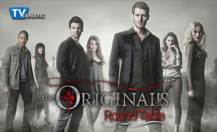 The Originals Round Table: Klaus Takes a Nap!