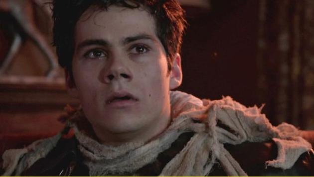 Surprise! The vomited Nogitsune is real Stiles!