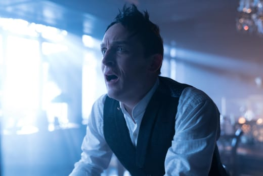 Shocked - Gotham Season 3 Episode 12