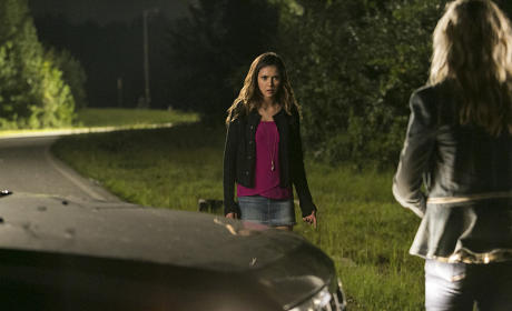 Say What?!? - The Vampire Diaries