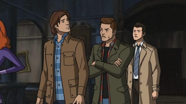 Taking It In - Supernatural Season 13 Episode 16