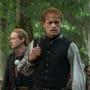 Jamie and Ian - Outlander Season 4 Episode 13