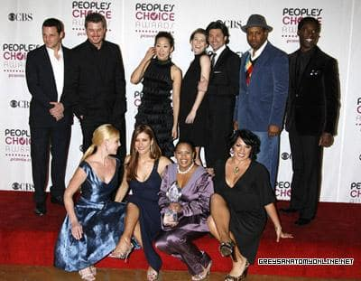 Grey's Anatomy: The Season 3 Cast