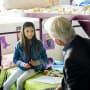 Gibbs Interviews Elena - NCIS Season 15 Episode 19