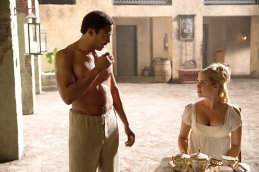 Marcel and Rebekah