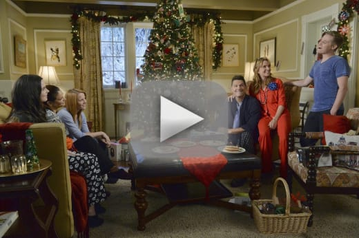 Switched at Birth Christmas Special Review: Yuletide Fortune ...