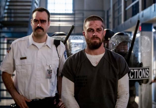 Still in Prison - Arrow