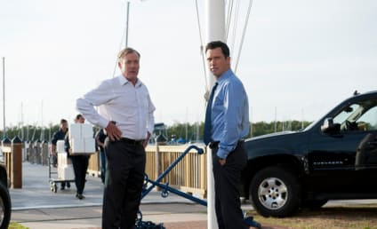 Burn Notice Review: Yogurt For Two