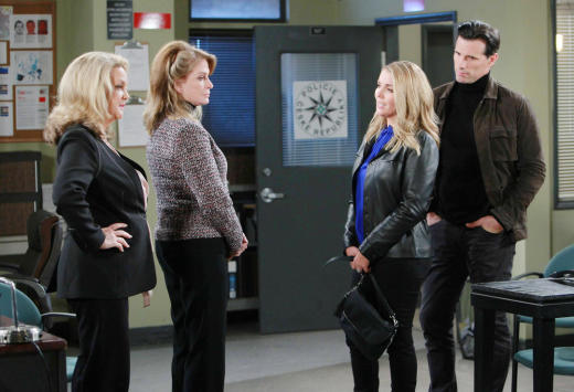 Anna, Carrie, and Austin - Days of Our Lives